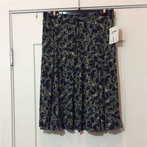 """NWT! LuLaRoe """"Madison"""" pleated skirt"""